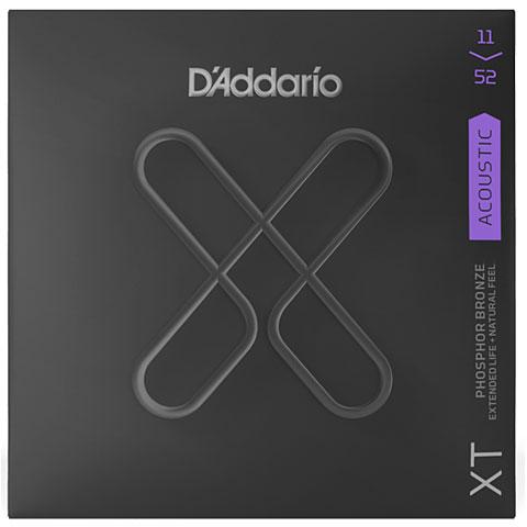 Corde guitare folk D'Addario XTAPB1152