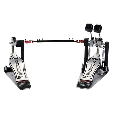 Fußmaschine DW 9000 Series CP9002XF Double Bass Drum Pedal Longboard