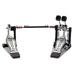 DW 9000 Series CP9002XF Double Bass Drum Pedal Longboard