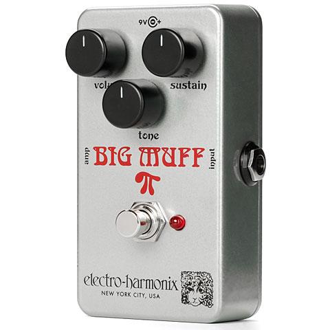 Pedal guitarra eléctrica Electro Harmonix '73 V2 Violet Ram's Head Big Muff