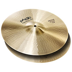 "Paiste Formula 602 Classic Sounds 14"" Medium HiHat « Cymbale Hi-Hat"