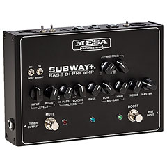 Mesa Boogie Subway Plus Bass DI Preamp « Effectpedaal Bas