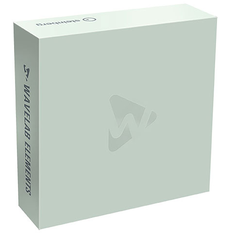 Editor de sample Steinberg Wavelab Elements 10