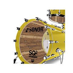 Sonor SQ2 22/10/12/14/16/14SD Zitronengelb