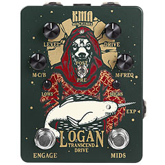 KMA Machines Logan Transcend Drive « Pedal guitarra eléctrica