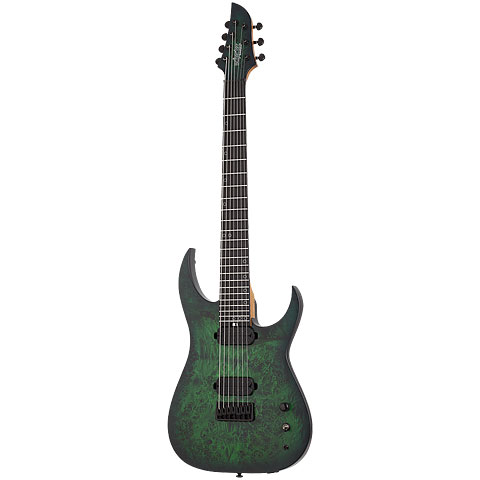 Schecter Keith Merrow KM-7 MK-III Standard TSG « Electric Guitar