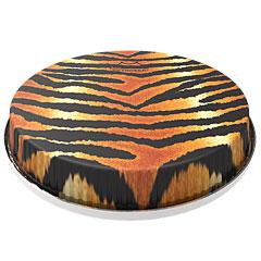 "Remo R-Series Skyndeep Bongo Head 8,50"" Tiger Stripe Graphic « Parches percusión"