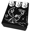 Pedal guitarra eléctrica Red Sun FX White Fuzz Guido Knollmann limited Edition
