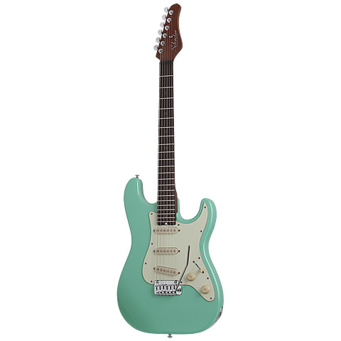 Schecter Nick Johnston Traditional AG « Электрогитара