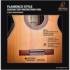 Ortega OERP-FLAM1 Full Top « Pickguard