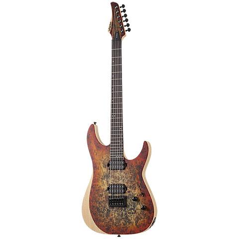 Schecter Reaper 6 SIB « E-Gitarre