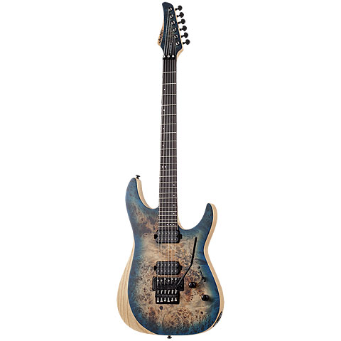 Schecter Reaper-6 FR SSKYB « E-Gitarre