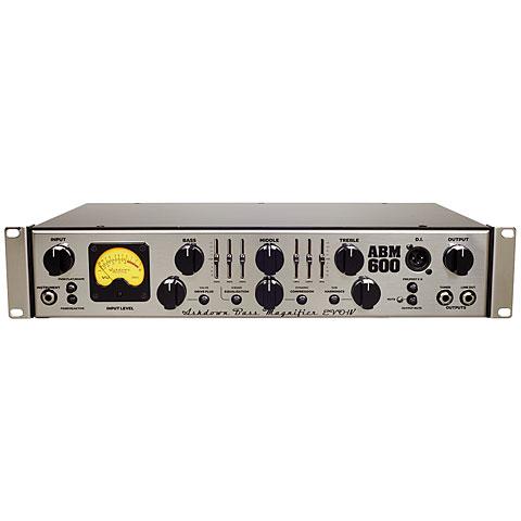 Topteil E-Bass Ashdown ABM 600RC EVO IV