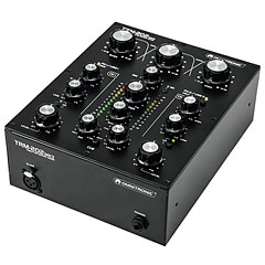 Omnitronic TRM-202 Mk3 « Mesa de mezclas DJ