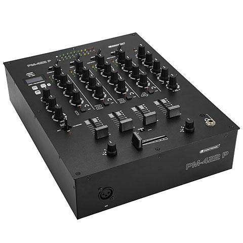 Mesa de mezclas DJ Omnitronic PM-422P