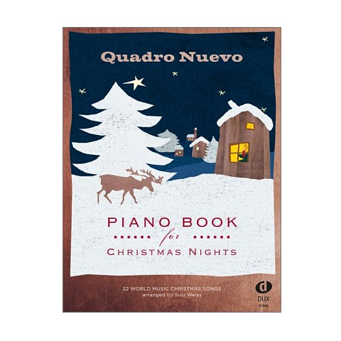 Libro de partituras Dux Piano Book for Christmas Nights