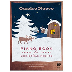 Dux Piano Book for Christmas Nights « Libro de partituras