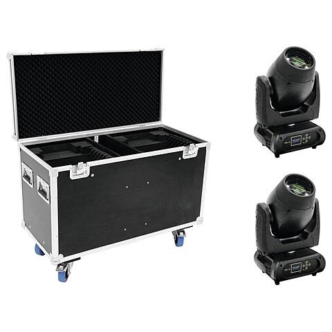 Lyres Futurelight Set 2x DMB-160 LED Moving-Head + Case