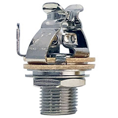 Pure Tone Multi Contact Output Jack Nickel Mono « Conector guitarra/bajo