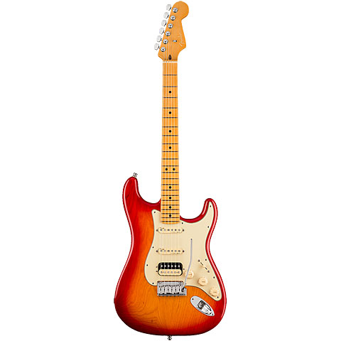 Fender American Ultra Strat HSS MN PRB « Electric Guitar