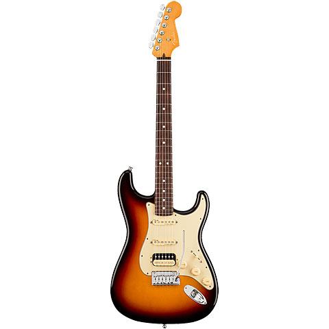 Fender American Ultra Strat HSS RW ULTRBST « Guitarra eléctrica