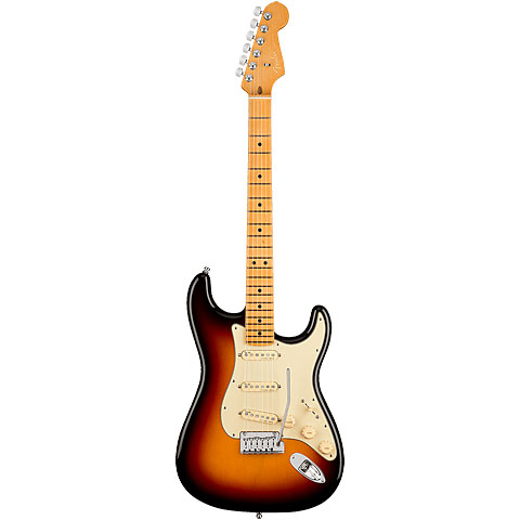 Fender American Ultra Stratocaster MN ULTRBST « Guitare électrique