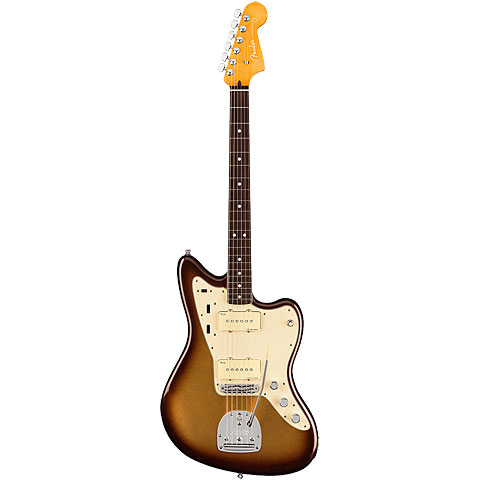 Fender American Ultra Jazzmaster RW MBST « Guitare électrique