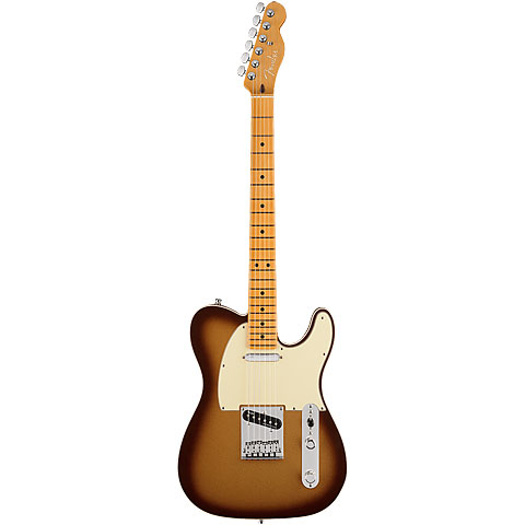 Fender American Ultra Telecaster MN MBST « Guitare électrique