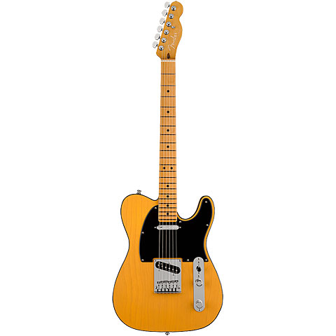 Fender American Ultra Telecaster MN BTB « Electric Guitar