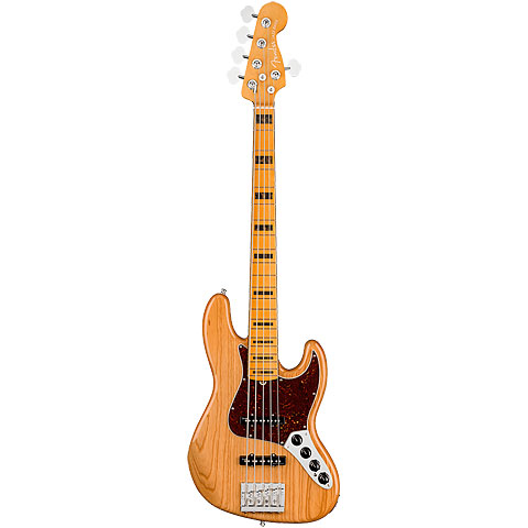 Fender American Ultra Jazz Bass V MN AGN « Basse électrique