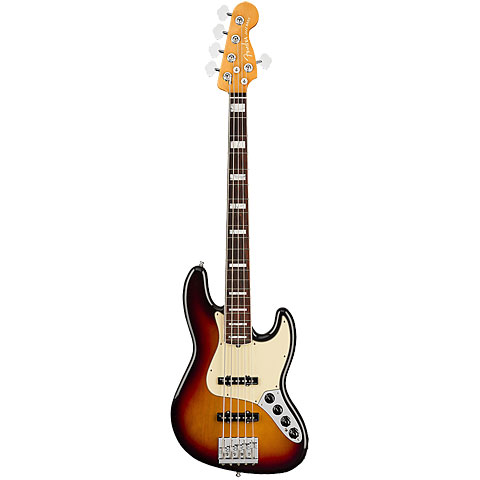Fender American Ultra Jazz Bass V RW ULTRBST « Basse électrique