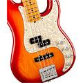 Electric Bass Guitar Fender American Ultra Precision Bass MN PRB