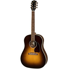 Gibson J-45 Studio Burst LH « Linkshandige Western Gitaar