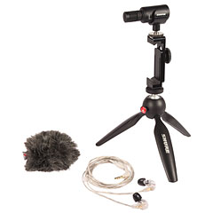 Shure MV88+SE215 Mobile Video-Recording Kit « Micrófono