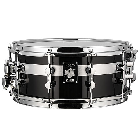 "Caja Sonor 14"" x 6.25"" Jost Nickel Signature Snare Drum"