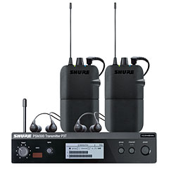Shure PSM 300 Twinpack S8 « In-Ear System (drahtlos)
