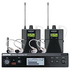 Shure PSM 300 Twinpack Pro S8 « In-Ear System (drahtlos)