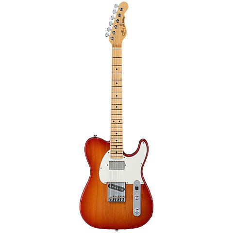 G&L Fullerton Deluxe ASAT Classic Bluesboy CHY « Guitarra eléctrica