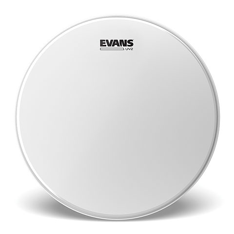 "Evans UV2 Coated 10"" Tom Head"