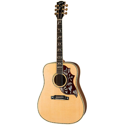 Acoustic Guitar Gibson Hummingbird Custom