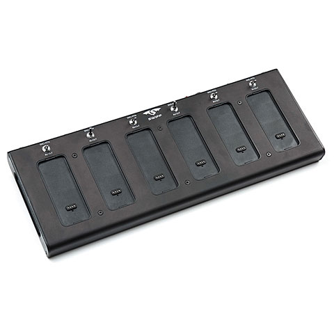 Pedaalbord Swiff CB10 Cable Free Pedalboard.