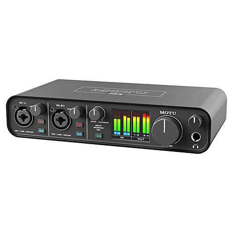 Audio Interface MOTU M4