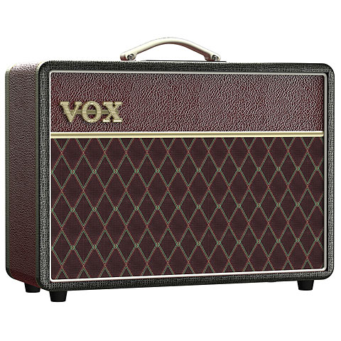 VOX AC10 C1 Black Maroon Limited Edition