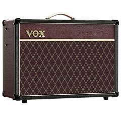 VOX AC15C1 CB Black Maroon Two Tone « Ampli guitare (combo)