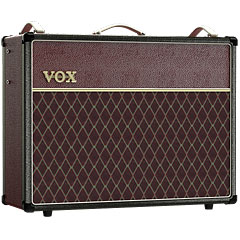 VOX AC30C2 Black Maroon Two Tone ltd. Edition « Ampli guitare, combo