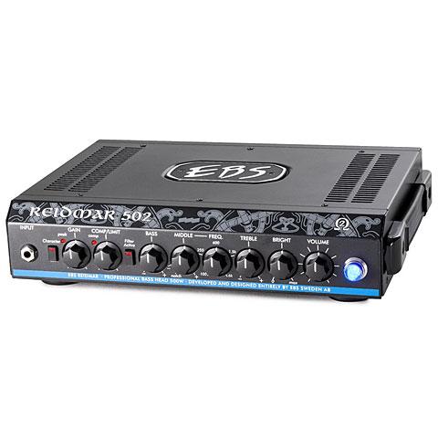 Topteil E-Bass EBS Reidmar 502 MESSEWARE