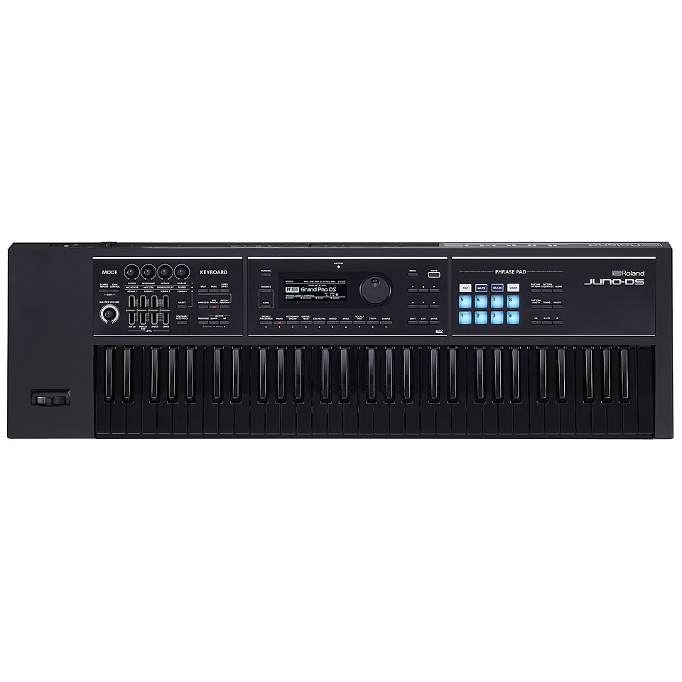 Synthesizer - Roland Juno DS61B Synthesizer - Onlineshop Musik Produktiv