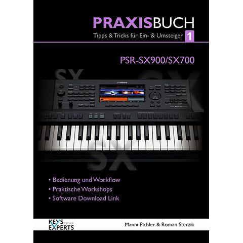 Libros técnicos Keys-Experts Praxisbuch 1 PSR-SX-900/700