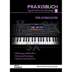 Keys-Experts Praxisbuch 1 PSR-SX-900/700
