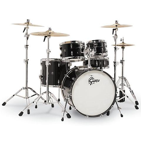 """Schlagzeug Gretsch Drums Renown Maple 22"""" Piano Black"""